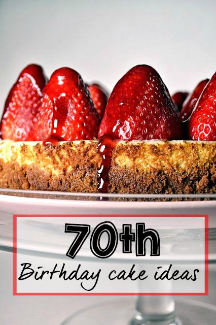 Sensational Unique 70Th Birthday Cake Ideas On A Budget Crafty Morning Funny Birthday Cards Online Necthendildamsfinfo