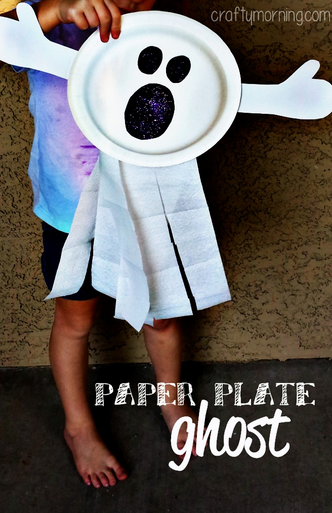 paper-plate-ghost-craft-for-kids-to-make