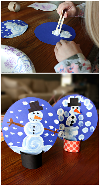 pompom-painted-snowglobe-craft