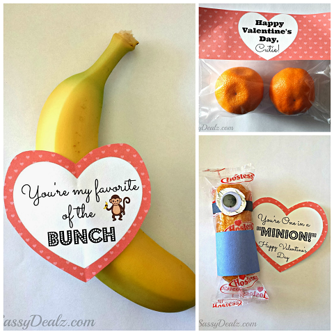 Non-Candy Valentine's Day Gift Bag Ideas For Kids