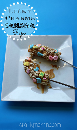 lucky-charm-banana-pops-snack-for-kids