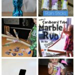 Paper Towel Roll Crafts and Activities for Kids