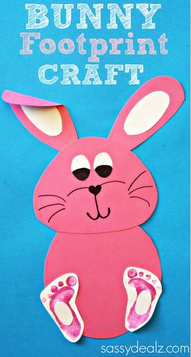 bunny-footprint-craft