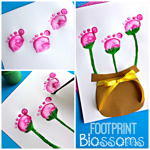 footprint-flower-pot-spring-craft-for-kids