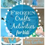 Frozen Crafts and Activities for Kids