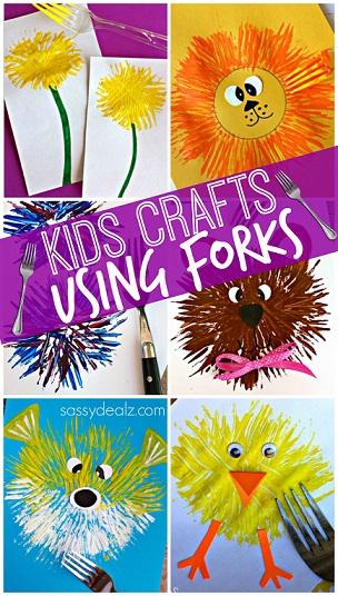 fork-crafts-for-kids