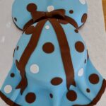 Baby Shower Baby Bump/ Pregnant Belly Cake Ideas