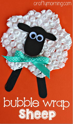 bubble-wrap-sheep-craft-