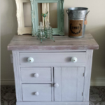 Annie Sloan Chalk Paint Idea – Furniture Makeover