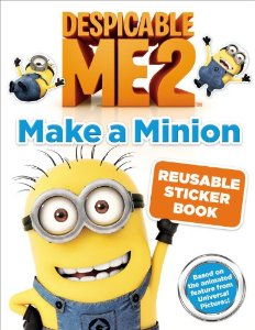 Free Printable Despicable Me 2 Coloring Pages
