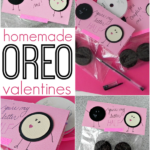 Oreo Valentine's Day Gift Idea For Kids