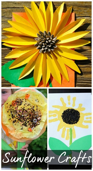 sunflower-crafts-for-kids
