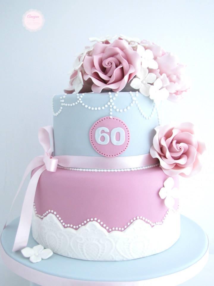 Awe Inspiring 60Th Birthday Cake Ideas Crafty Morning Funny Birthday Cards Online Alyptdamsfinfo