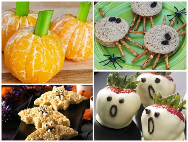 Easy Halloween Snacks for Kids , Crafty Morning