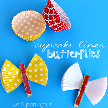 cupcake-liner-butterfly-clothespins-craft-
