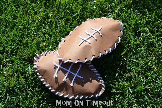 football-craft-for-kids-lacing
