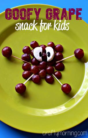 goofy-grape-snack-for-kids