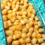 Easy and Delicious Tater Tot Hotdish Recipe
