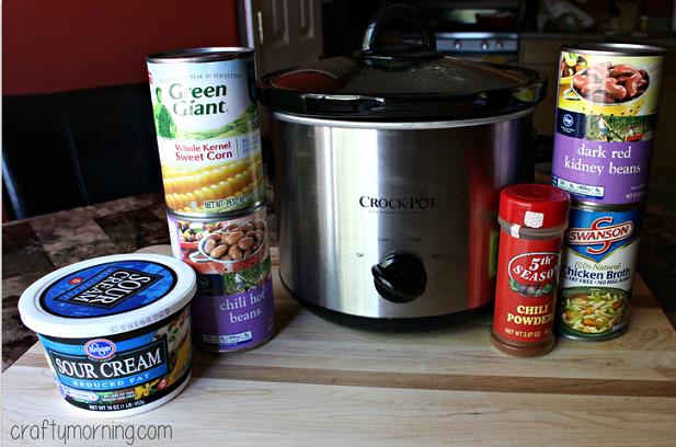 crockpot-chicken-chili-recipe--