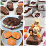 Fun and Spooky Halloween Brownies