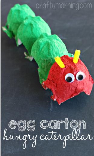 egg-carton-hungry-caterpillar-craft