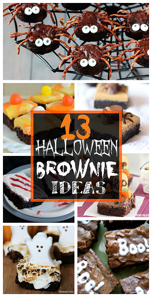 halloween-brownies