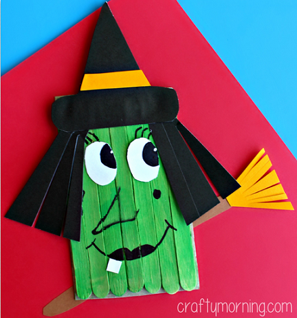 popsicle-stick-witch-craft-for-kids-