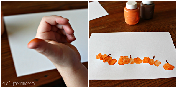 thumbprint-pumpkin-craft