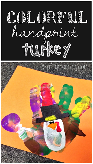 colorful-handprint-turkey-craft-for-kids