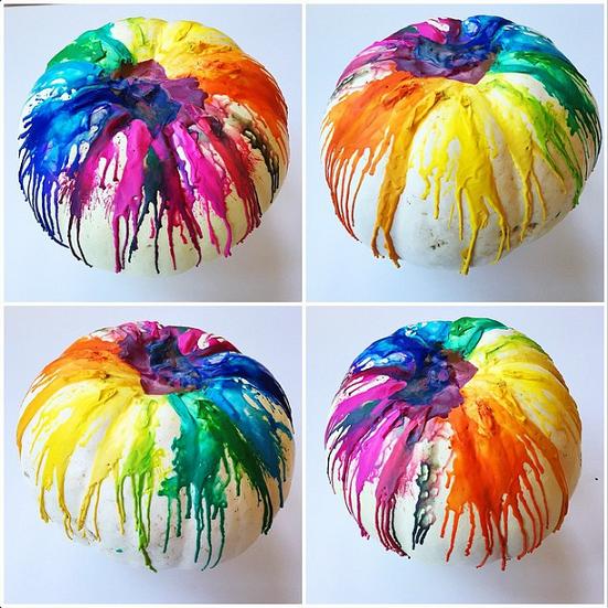 crayon-melted-pumpkin-craft-for-halloween