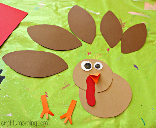 football-turkey-craft-for-kids-