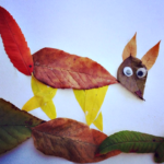 Leaf Fox Craft for Kids to Make
