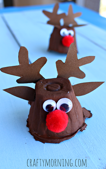 egg-carton-reindeer-christmas-craft-for-kids