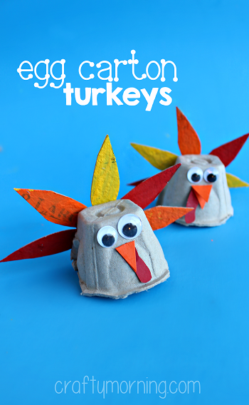 egg-carton-turkey-craft-for-kids