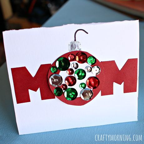 homemade-christmas-card-for-mom