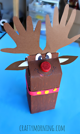 milk-carton-reindeer-christmas-craft-for-kids