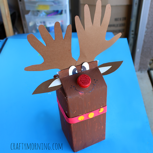 milk-carton-reindeer-craft-for-kids