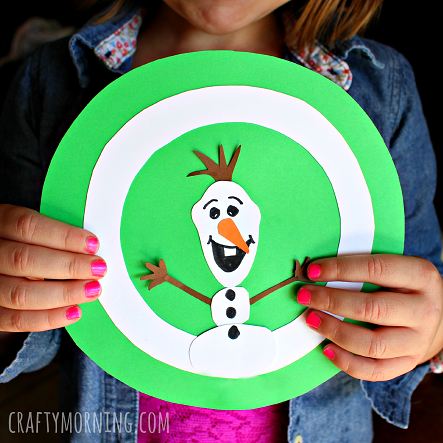 o-is-for-olaf-kids-craft