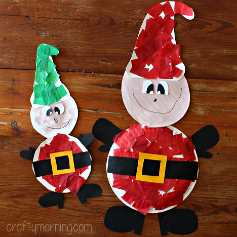 paper-plate-elf-craft-for-kids