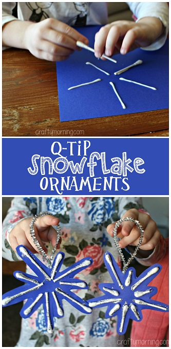 q-tip-snowflake-ornaments-for-kids-