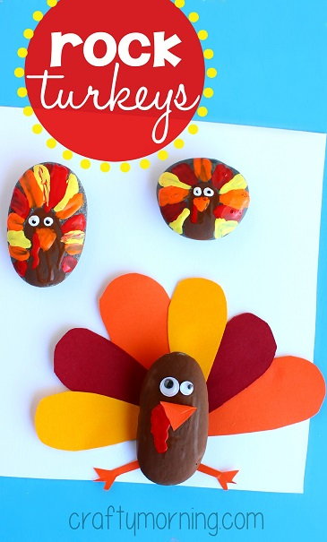 rock-turkey-craft-for-kids-to-make