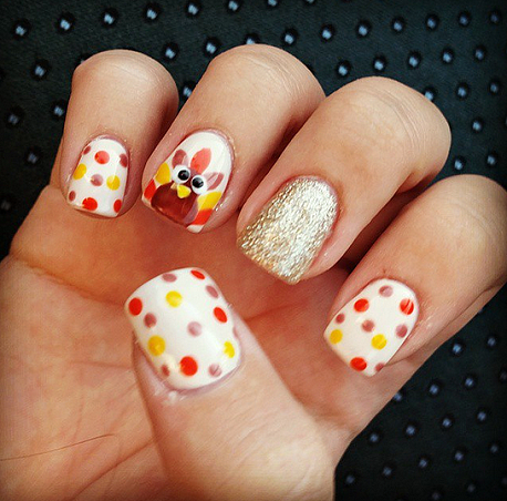 thanksgiving-nail-design