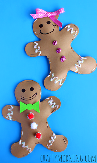 3d-gingerbread-boy-and-girl-kids-craft