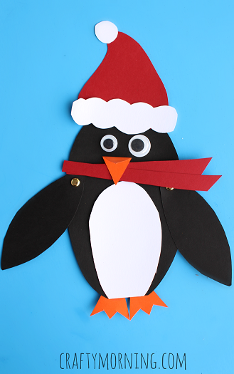 christmas-penguin-craft-for-kids-to-make