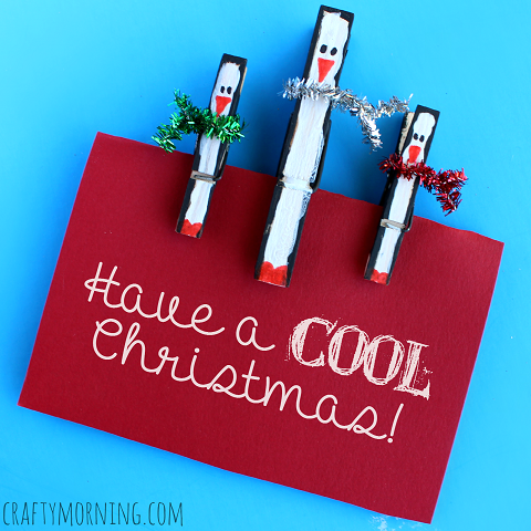 clothespin-penguin-craft-for-christmas-cards