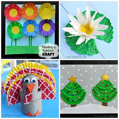 fun-cupcake-liner-crafts-for-kids-to-make