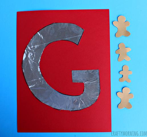 g-is-for-gingerbread-men-letter-craft