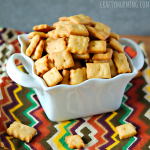 Easy Homemade Cheez-it Cracker Recipe