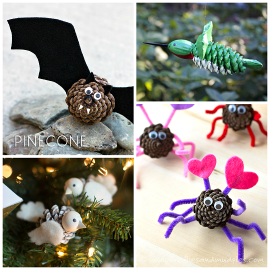 Pine Cone Crafts For Kids To Make Crafty Morning