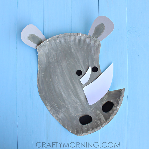 paper-plate-rhino-craft-for-kids